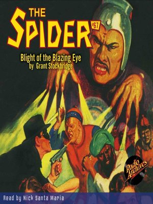 cover image of The Spider #67