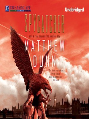 cover image of Spycatcher