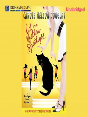cover image of Cat in a Yellow Spotlight