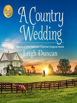 cover image of A Country Wedding