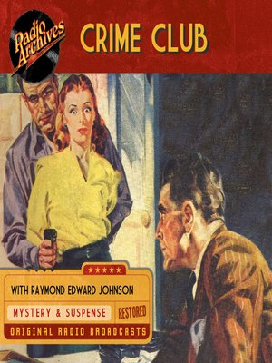 cover image of Crime Club