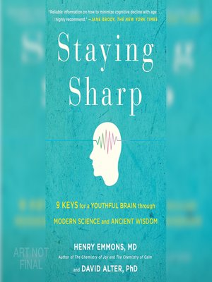 cover image of Staying Sharp