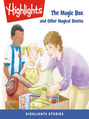 cover image of The Magic Box and Other Magical Stories