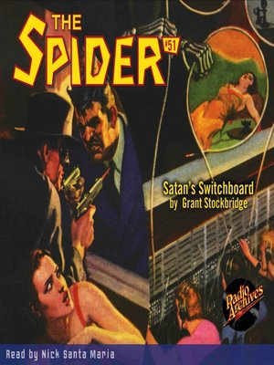 cover image of The Spider #51