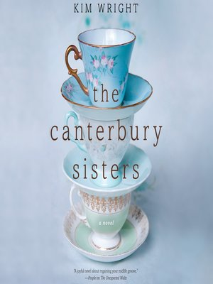 cover image of The Canterbury Sisters