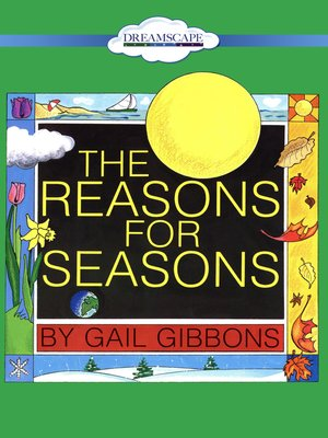 cover image of The Reasons for Seasons