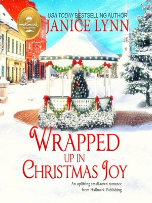 cover image of Wrapped Up in Christmas Joy