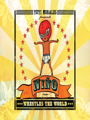 cover image of Nino Wrestles the World