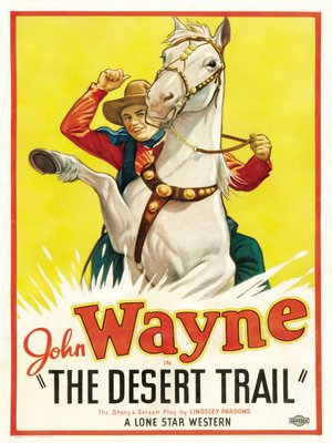 cover image of The Desert Trail