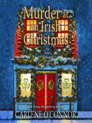 cover image of Murder at an Irish Christmas