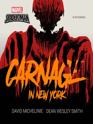 cover image of Spider-Man: Carnage in New York