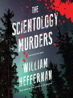 cover image of The Scientology Murders