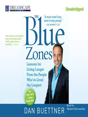 cover image of The Blue Zones