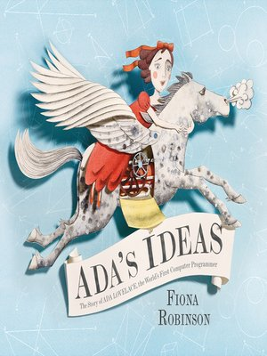 cover image of Ada's Ideas