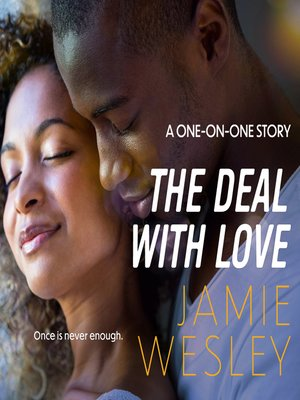cover image of The Deal with Love