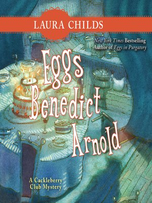 cover image of Eggs Benedict Arnold