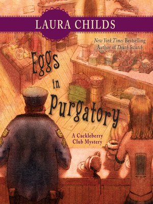 cover image of Eggs in Purgatory