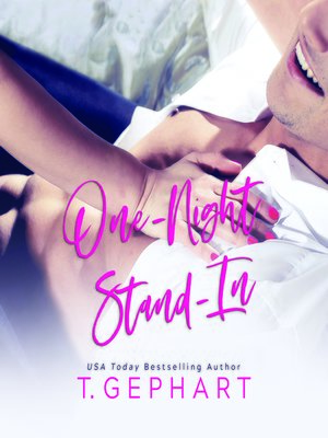 cover image of One-Night Stand-In