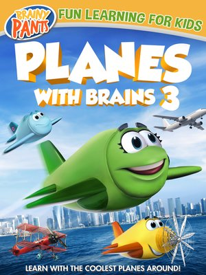 cover image of Planes with Brains 3