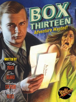 cover image of Box Thirteen - Adventure Wanted!