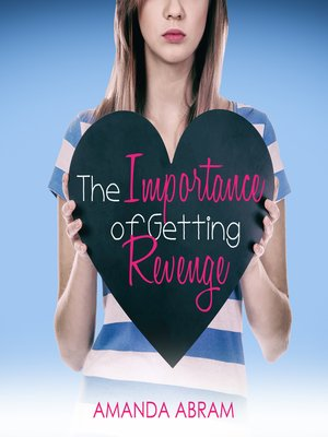 cover image of The Importance of Getting Revenge