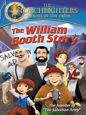 cover image of Torchlighters: The William Booth Story