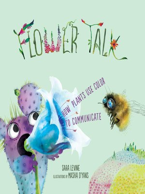 cover image of Flower Talk