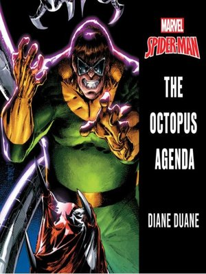 cover image of Spider-Man: The Octopus Agenda
