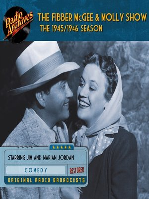 cover image of The Fibber McGee and Molly Show 1945-1946 Season