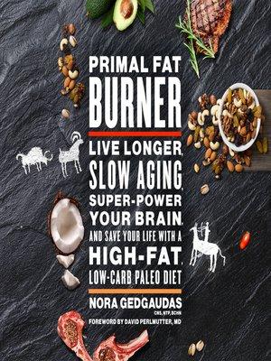 cover image of Primal Fat Burner