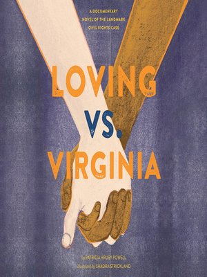 cover image of Loving vs. Virginia