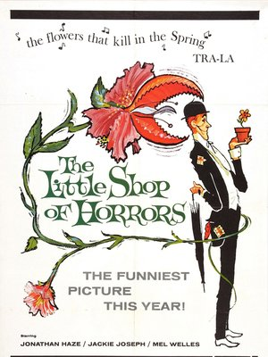 cover image of The Little Shop of Horrors