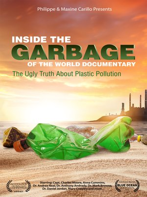 cover image of Inside the Garbage of the World
