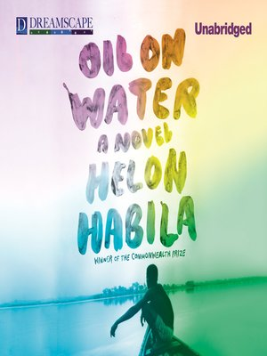 cover image of Oil on Water