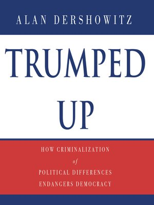 cover image of Trumped Up