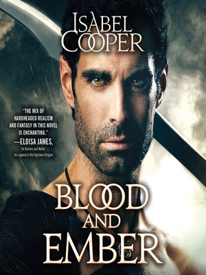 cover image of Blood and Ember