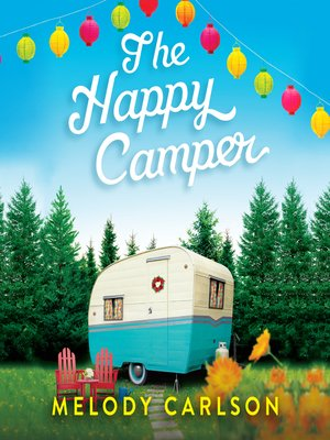cover image of The Happy Camper