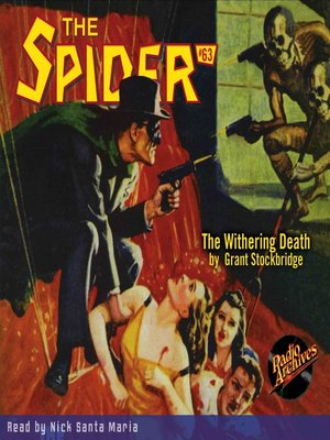 cover image of The Spider #63