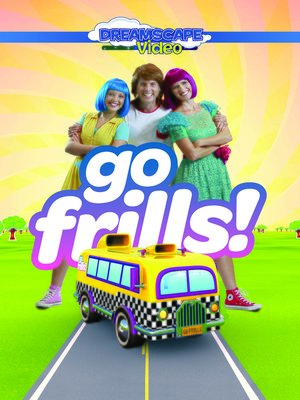 cover image of Go Frills, Episode 8