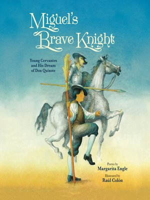 cover image of Miguel's Brave Knight