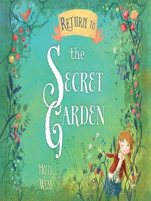 cover image of Return to the Secret Garden