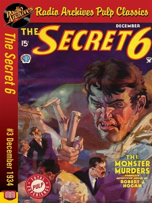 cover image of The Secret 6 #3