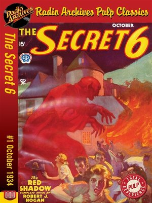 cover image of The Secret 6 #1