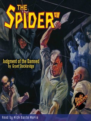 cover image of The Spider #81
