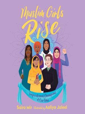 cover image of Muslim Girls Rise