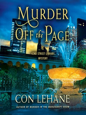 cover image of Murder off the Page