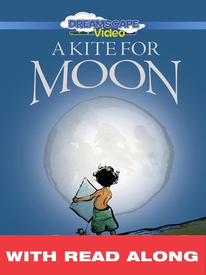 cover image of A Kite for Moon