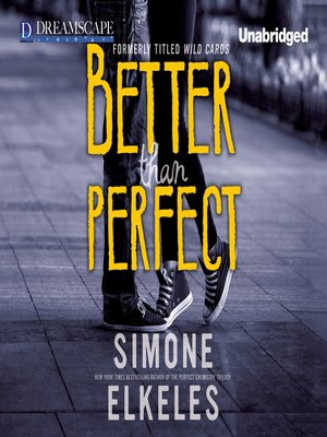 cover image of Better than Perfect