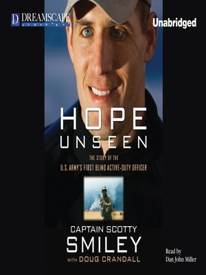 cover image of Hope Unseen