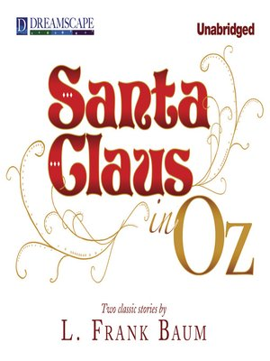 cover image of Santa Claus in Oz